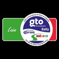 2019 World Rally Championship Rally Guanajuato México Logo