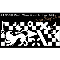 2019 FIDE Chess Grand Prix Logo
