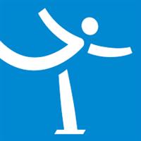 2018 Winter Olympic Games Ladies Single Skating Logo