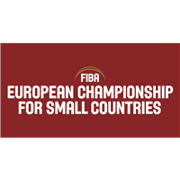 2018 FIBA Basketball European Championship for Small Countries Logo