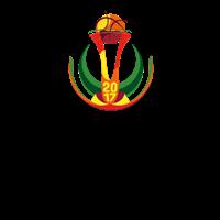 2017 FIBA AfroBasket Logo