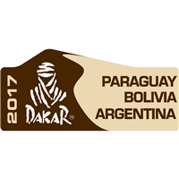 2017 Dakar Rally Logo