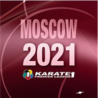2021 Karate 1 Premier League Logo