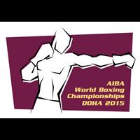2015 AIBA World Boxing Championships Logo