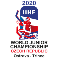 2020 Ice Hockey U20 World Championship Logo