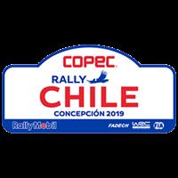 2019 World Rally Championship Rally Chile Logo