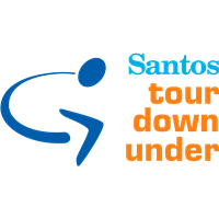 2019 UCI Cycling World Tour Tour Down Under Logo