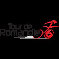 2021 UCI Cycling World Tour - Tour de Romandie Logo