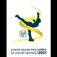 2021 ISU Junior Grand Prix of Figure Skating Logo