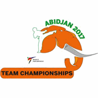 2017 World Taekwondo Team Championships Logo