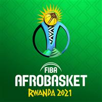 2021 FIBA AfroBasket Logo