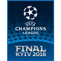 2018 UEFA Champions League Final Logo
