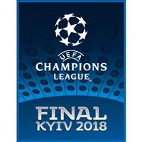 2018 UEFA Champions League Final Logo