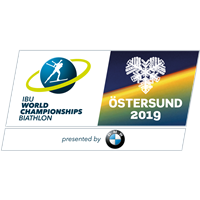 2019 Biathlon World Championships Logo