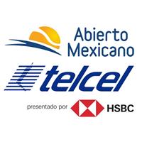 2020 Tennis ATP Tour Abierto Mexicano Telcel Logo