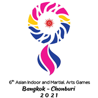 2022 Asian Indoor and Martial Arts Games Logo