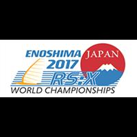 2017 RS:X Windsurfing World Championships Logo