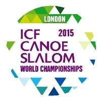 2015 Canoe Slalom World Championships Logo