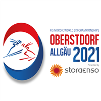 2021 FIS Nordic World Ski Championships Logo