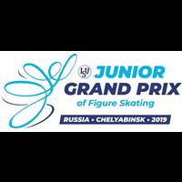 2019 ISU Junior Grand Prix of Figure Skating Logo