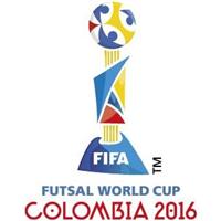 2016 FIFA Futsal World Cup Logo