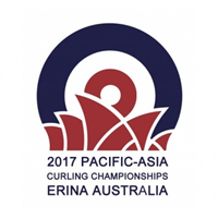 2017 Pacific-Asia Curling Championships Logo