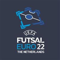 2022 UEFA Futsal Euro Championship Logo