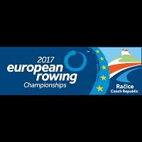 2017 European Rowing Championships Logo