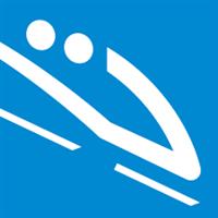 2018 Winter Olympic Games Four-man Logo
