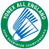 2018 BWF Badminton World Tour All England Open Logo