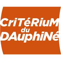 2019 UCI Cycling World Tour Critérium du Dauphiné Logo