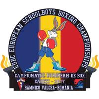 2017 European Schoolboys Boxing Championships Logo