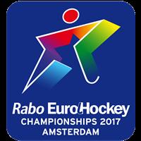 2017 EuroHockey Championships Logo