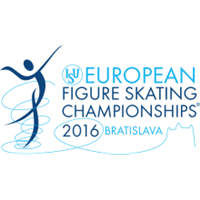 2016 European Figure Skating Championships Logo