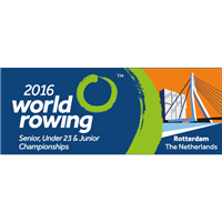 2016 World Rowing Junior Championships Logo