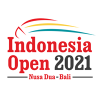 2021 BWF Badminton World Tour - YONEX-SUNRISE India Open Logo