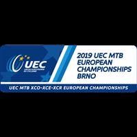 2019 European Mountain Bike Championships Logo