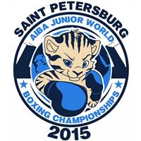 2015 AIBA Junior World Boxing Championships Logo