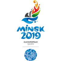 2019 European Games Logo