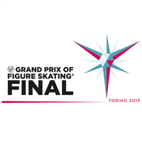2019 ISU Grand Prix of Figure Skating Grand Prix Final Logo