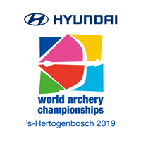 2019 World Archery Championships Logo