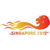 2015 FINA World Junior Swimming Championships Logo