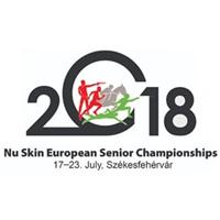 2018 Modern Pentathlon European Championships Logo