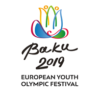 2019 Summer European Youth Olympic Festival Logo