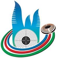 2017 European Shooting Championships Logo