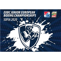 2020 European Junior Boxing Championships Logo