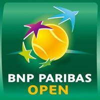 2019 Tennis ATP Tour BNP Paribas Open Logo