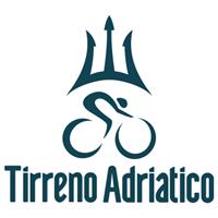 2020 UCI Cycling World Tour Tirreno - Adriatico Logo