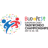 2017 European Taekwondo Cadet Championships Logo