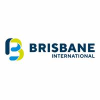 2020 WTA Tennis Premier Tour Brisbane International Logo
